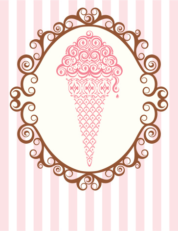 Ice Cream Parlor Frame
