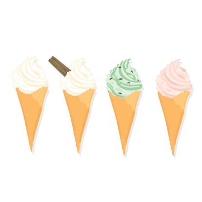 Ice cream Swirl