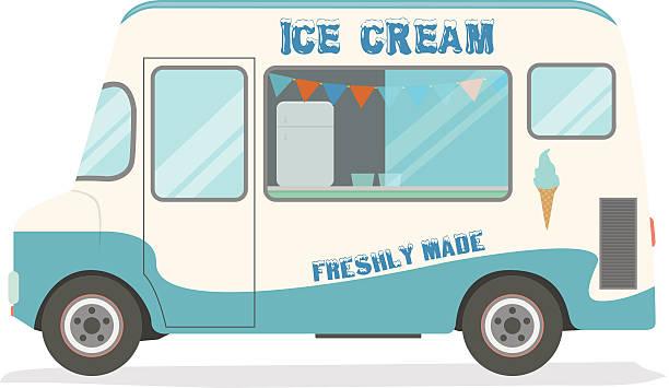 Top 60 Ice Cream Truck Clip Art, Vector Graphics and ...  Top 60 Ice Crea...