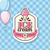 Ice Cream emblem