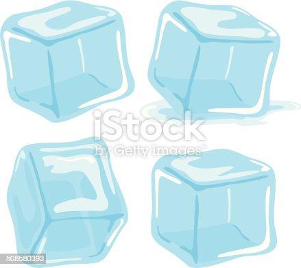 istock Ice cubes 508580393