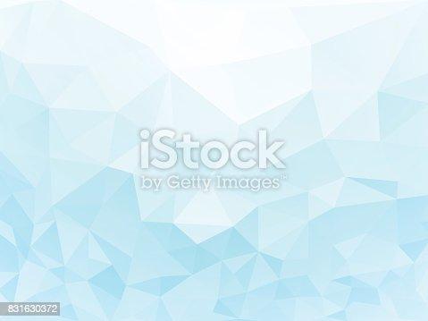 istock ice geometric wallpaper 831630372