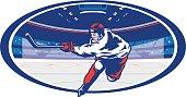 Ice Hockey Arena Slapshot