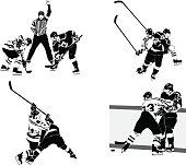 ice hockey figures