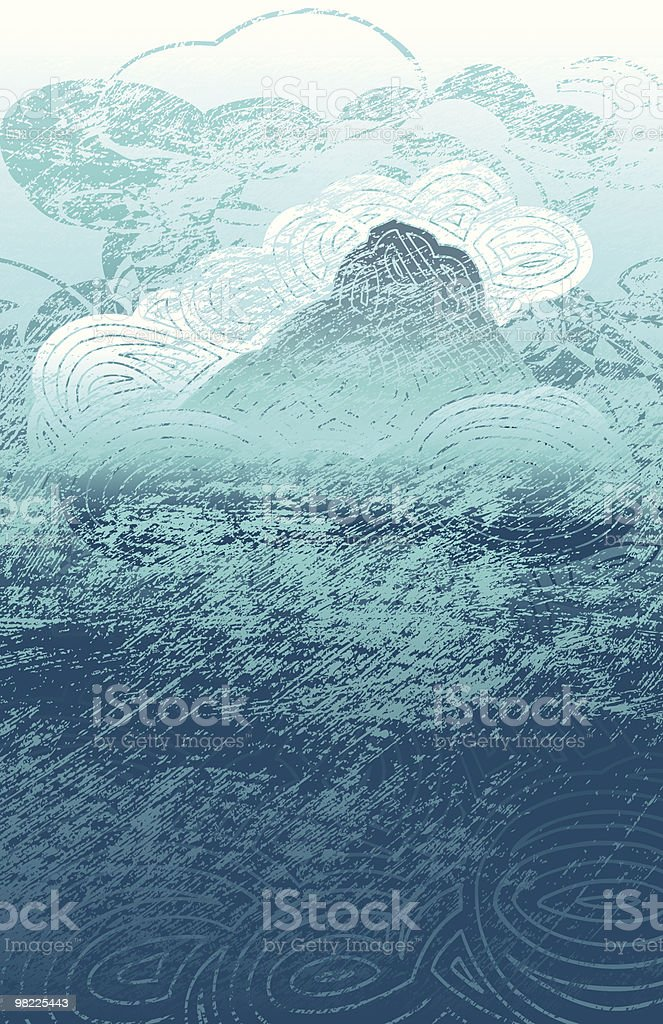 Ice Mountain royalty-free ice mountain stock vector art & more images of abstract