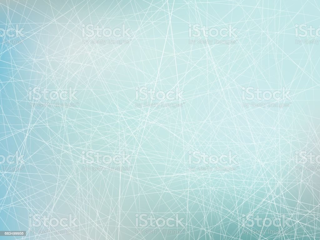 Ice rink background vector art illustration