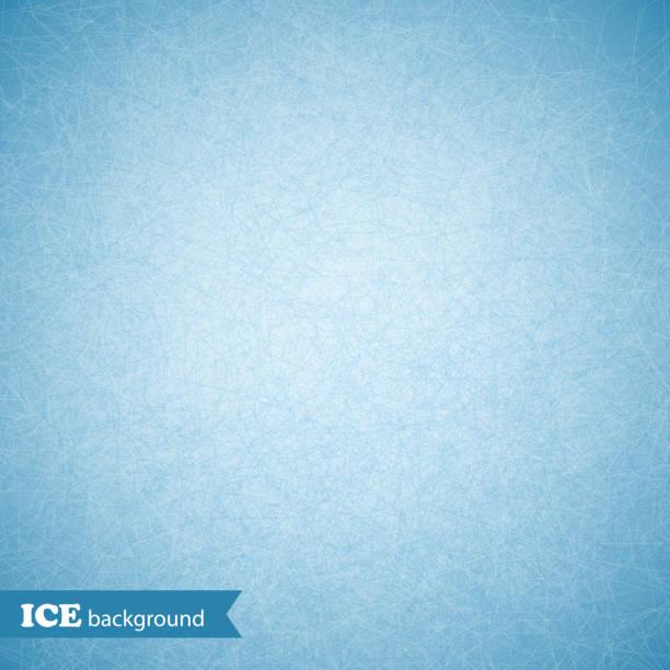 얼음 긁힌된 배경, 질감, 패턴. 벡터 일러스트 레이 션 - 서리 stock illustrations