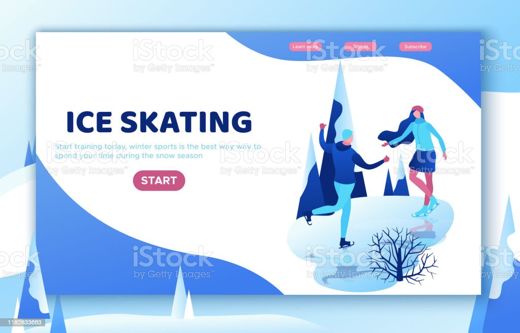 3d ice skating games free download