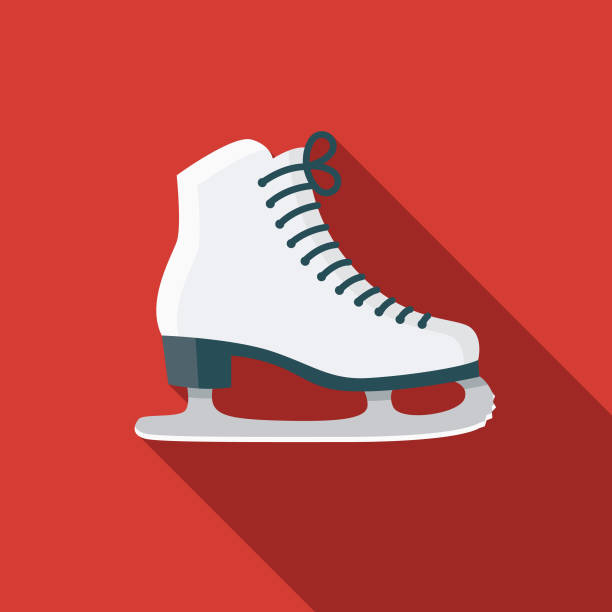 4 817 Ice Skate Illustrations Royalty Free Vector Graphics Clip Art Istock
