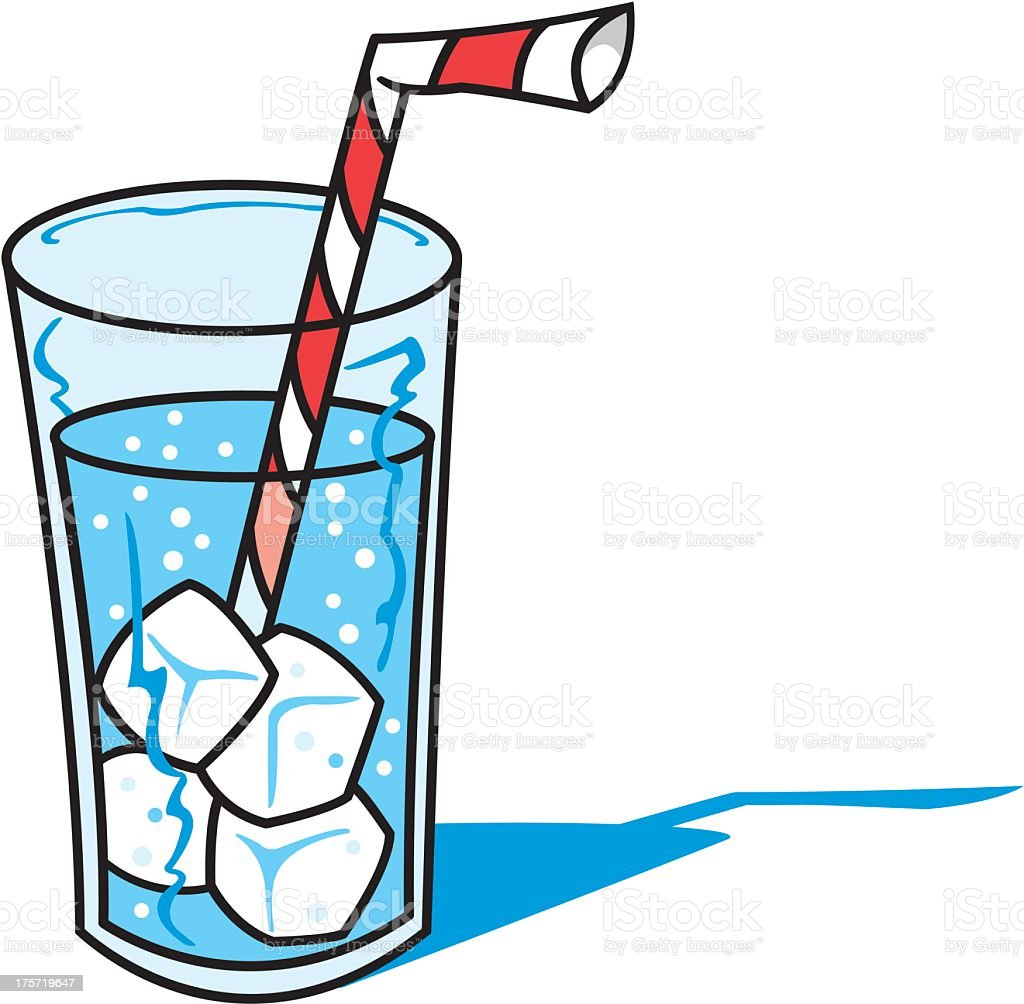 Ice Water royalty-free ice water stock vector art & more images of alcohol