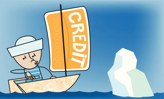 Iceberg ahead!