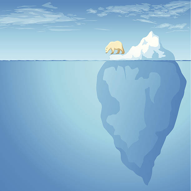 Iceberg Clip Art, Vector Images & Illustrations - iStock