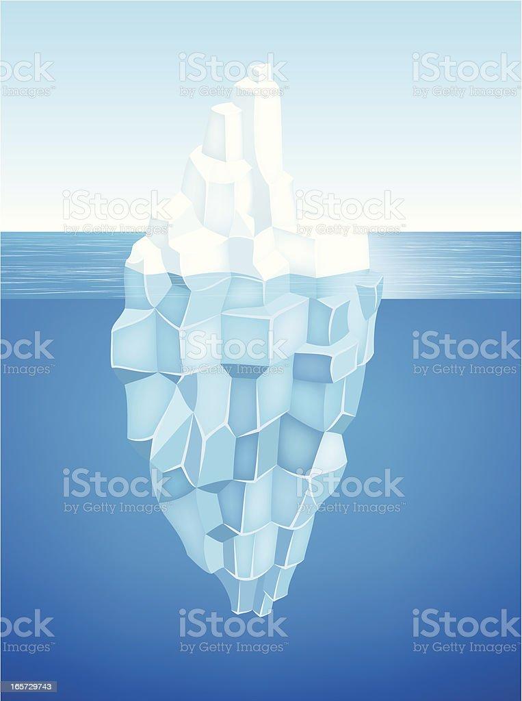 Iceberg royalty-free iceberg stock vector art & more images of arctic