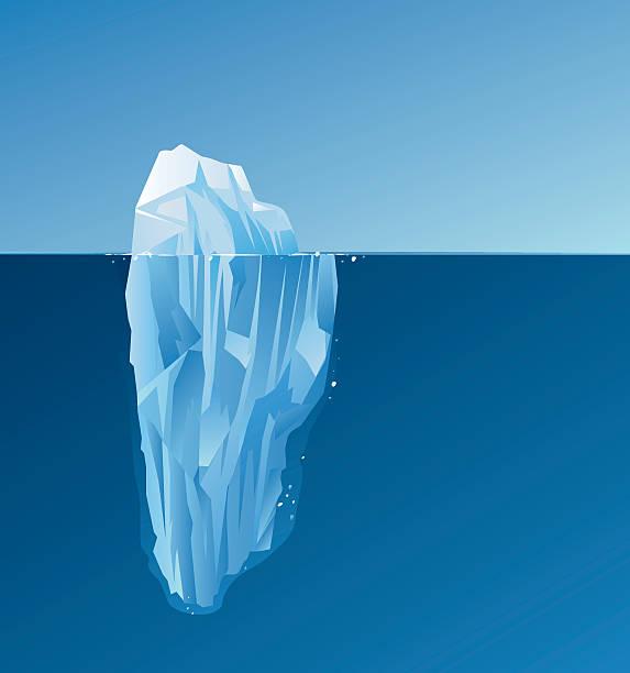 Eisberg vektorgrafiken und illustrationen istock for Clipart iceberg