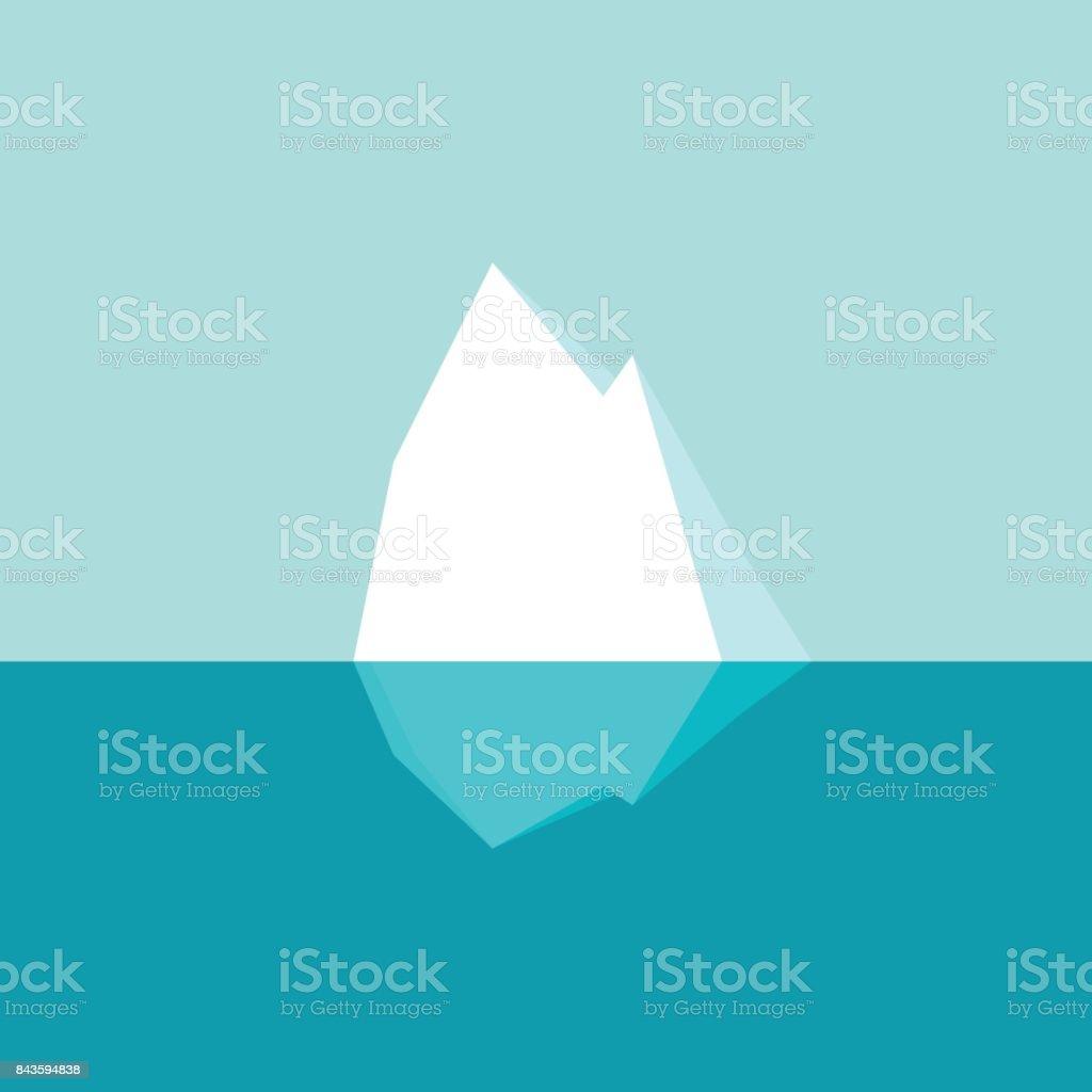 royalty free iceberg clip art vector images illustrations istock rh istockphoto com titanic iceberg clipart penguin iceberg clipart