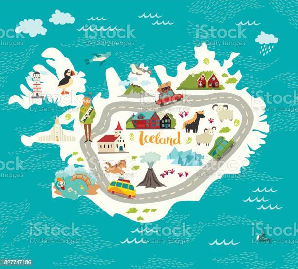 Iceland map vector illustration vector id827747186?b=1&k=6&m=827747186&s=612x612&h=i1bd1gpbbabiv8t52qqvrr8mhxtmwtaoa1 vx nfxyq=