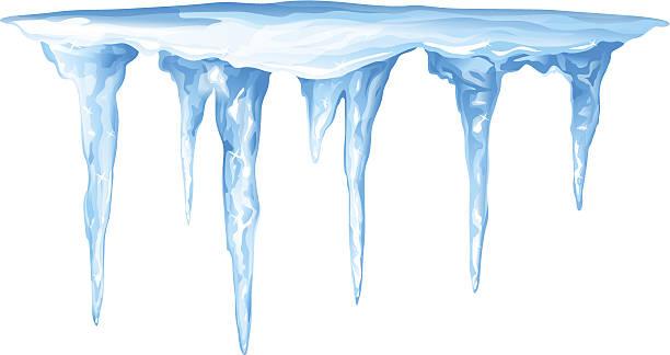 icicles cluster - eiszapfen stock-grafiken, -clipart, -cartoons und -symbole