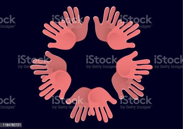 Icon colorful design of united loving hands hand giving a heart happy vector id1184782721?b=1&k=6&m=1184782721&s=612x612&h=d6rzafu20kcpbaictg7imkajscysvkh p61lendq00a=