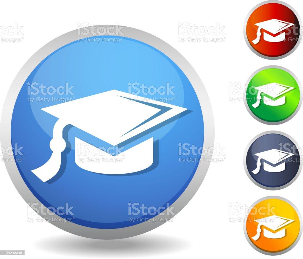 Icon - Education royalty-free stock vector art