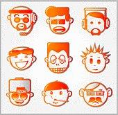 icon faces 3