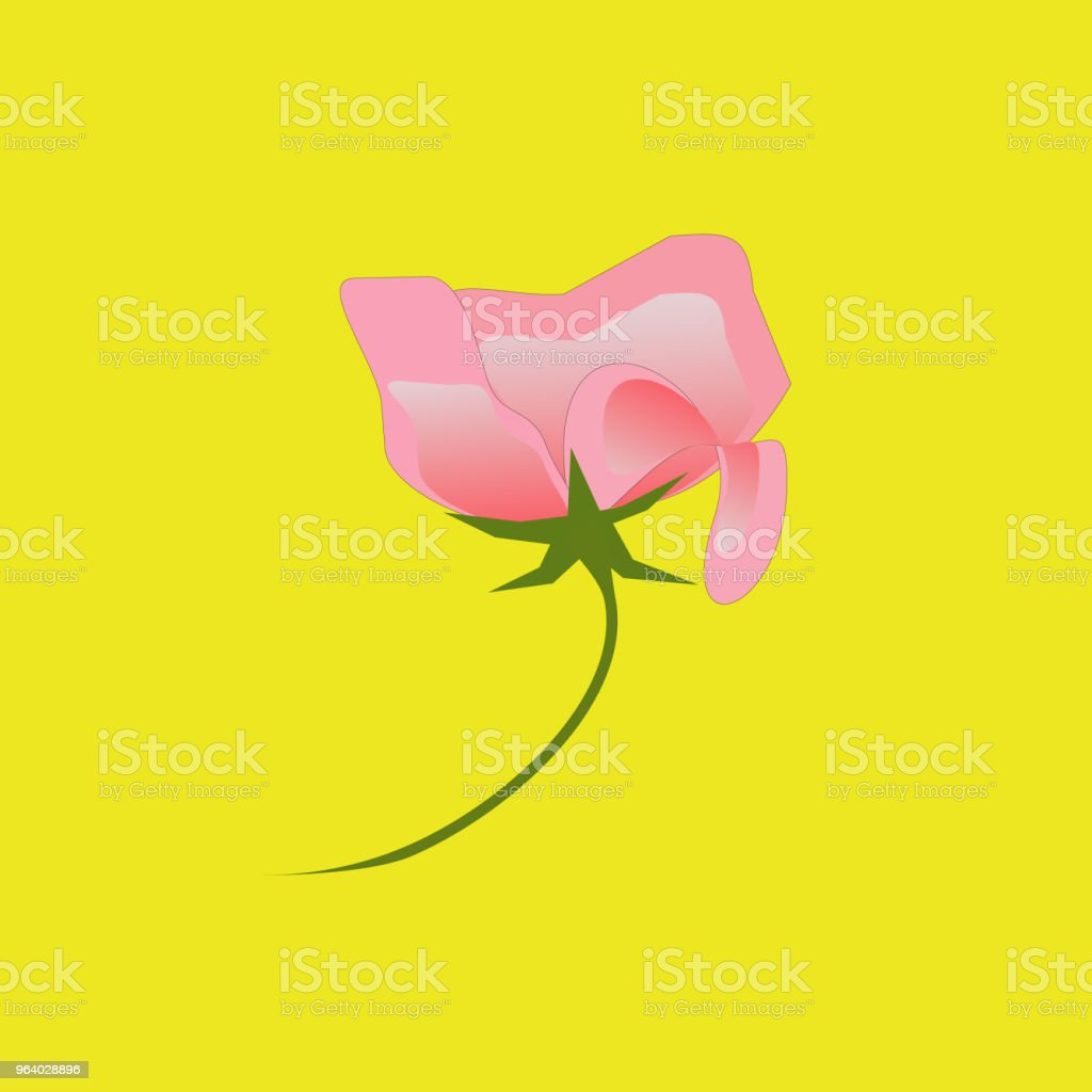 icon flower design - Royalty-free Abstract stock vector