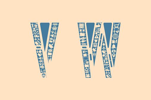 Icon fonts - VW