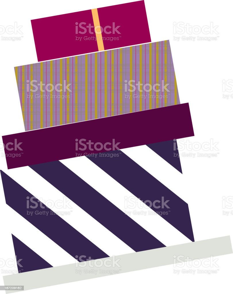icon gift royalty-free stock vector art
