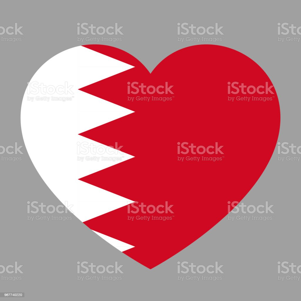 Icon Heart Symbol Of Love On The Background National Flag State