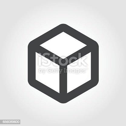 istock 3D Icon - Iconic Series 656089600