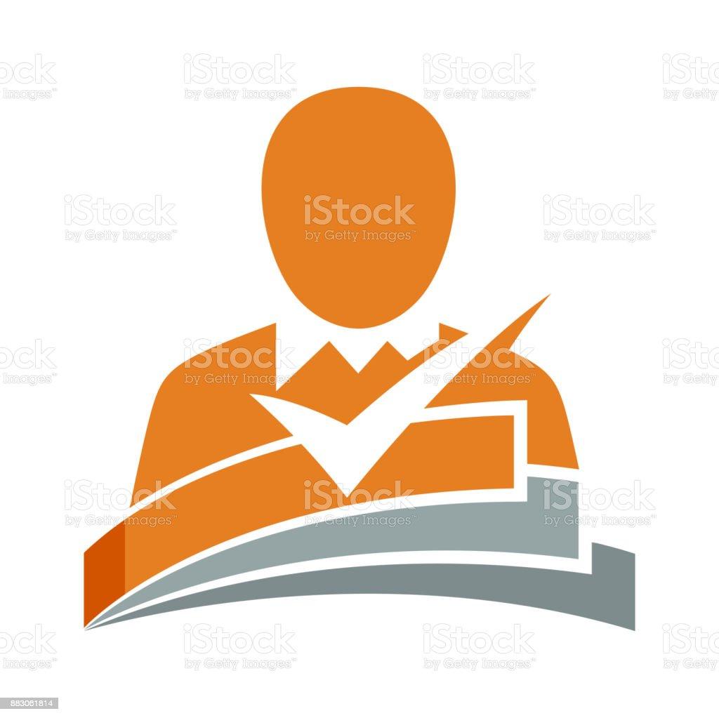 Ilustracion De Ilustraciones De Icono Para Los Aspirantes Curriculum