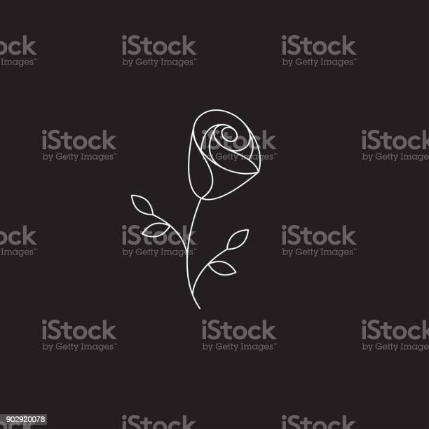 Icon linear rose vector id902920078?b=1&k=6&m=902920078&s=612x612&h=x umypcj4vvcmo47qk8kdksr9nbnzbyop0qa3nvw6s8=
