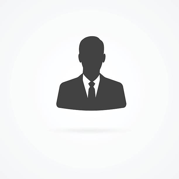 ilustrações, clipart, desenhos animados e ícones de ícone de empresário - business man