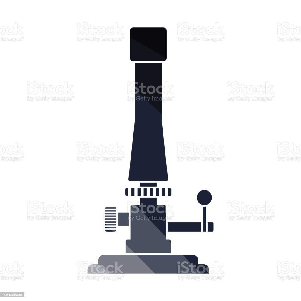 Icon of chemistry burner royalty-free icon of chemistry burner stock vector art & more images of adjustable