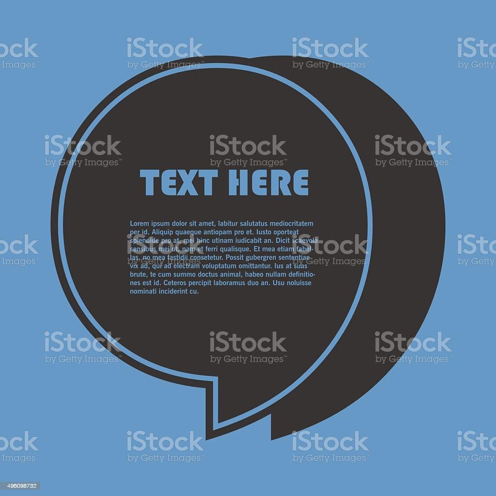 Symbol Preisangebot Zu Erhalten Rede Blase Vorlage Mit Angebot