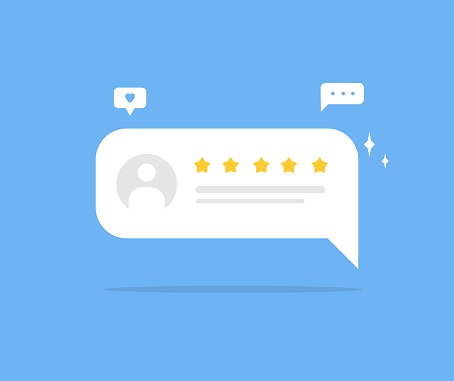 design about simple icon review