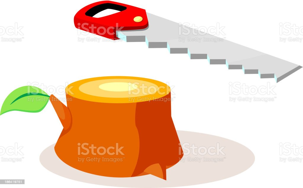 icon saw royalty-free icon saw stock vector art & more images of clip art