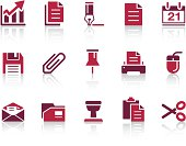 """REPRO"" Icon Series - Office"