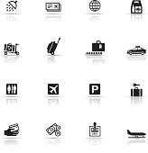 Icon Set, Airport item