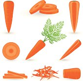 Icon Set Carrot