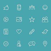 Icon Set, Education