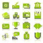 Icon Set - Finance
