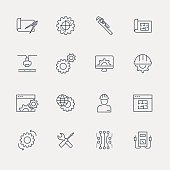 Icon Set - Line Series
