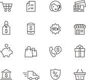 Icon Set, Logistic