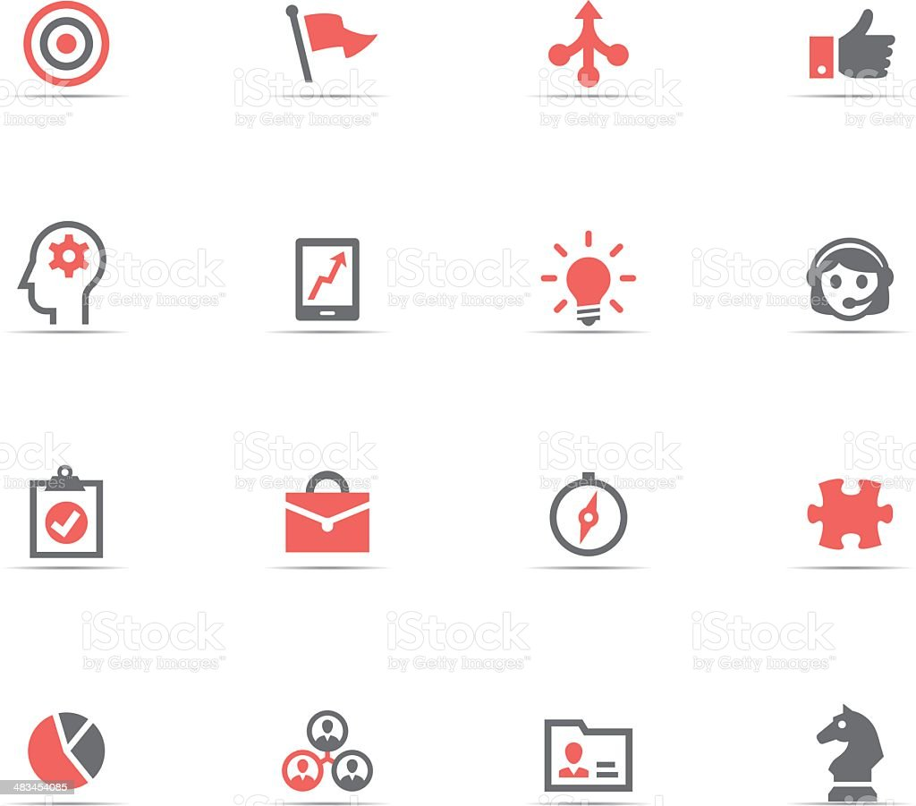Icon Set, management royalty-free icon set management stock vector art & more images of adult
