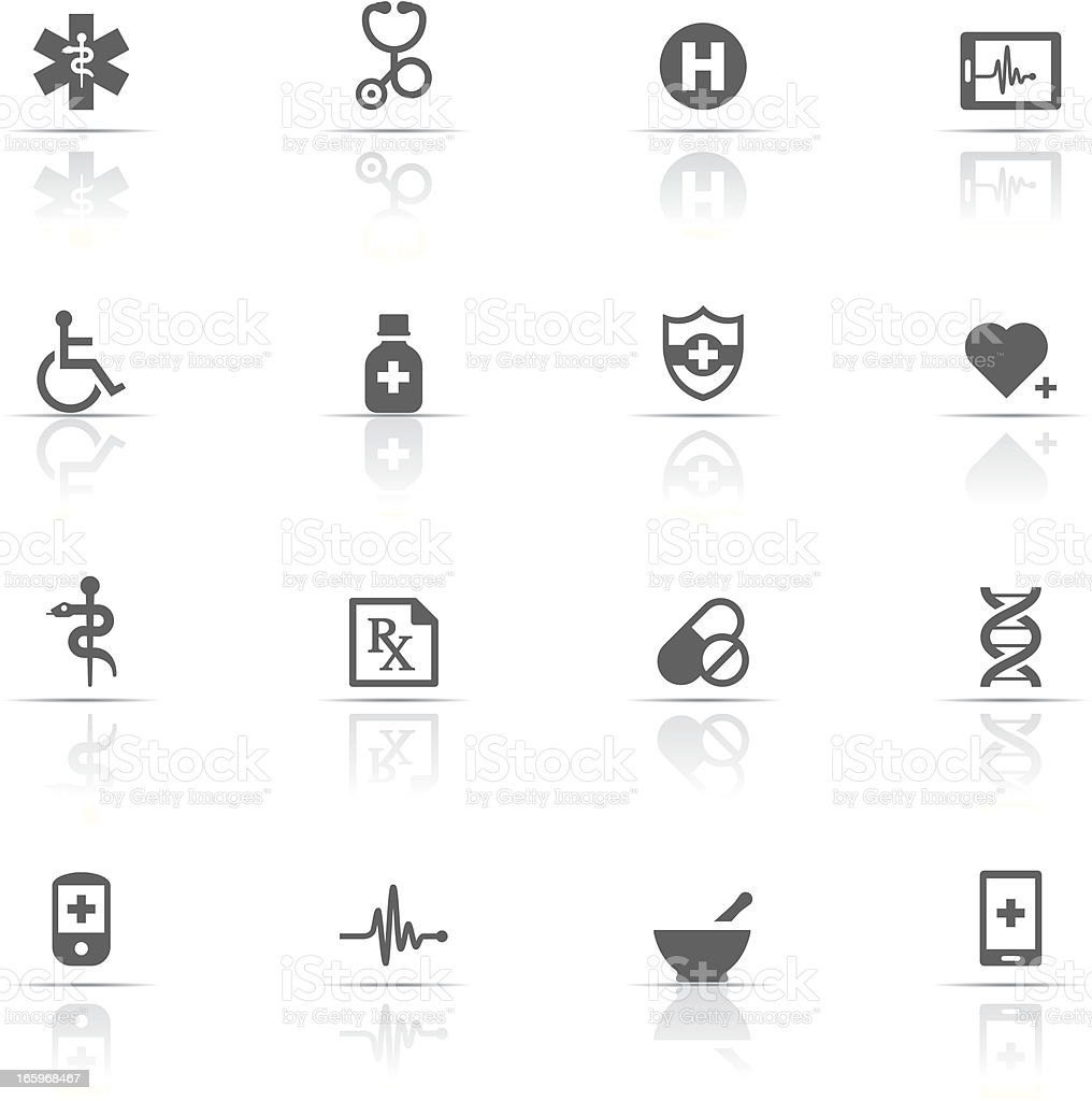 Icon Set, Medicine royalty-free icon set medicine stock vector art & more images of biology