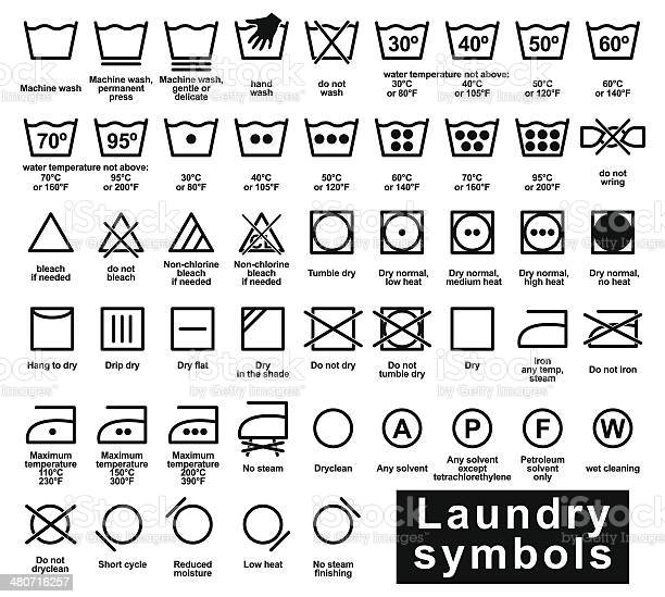 Icon set of laundry symbols vector id480716257?b=1&k=6&m=480716257&s=612x612&h=ell55lkjjgrs0eo6jzd0o3yxepobbk4j3rtt7vcggne=