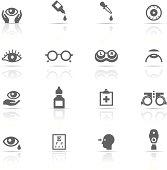 Icon Set, Optometry