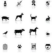 Icon Set, Veterinary