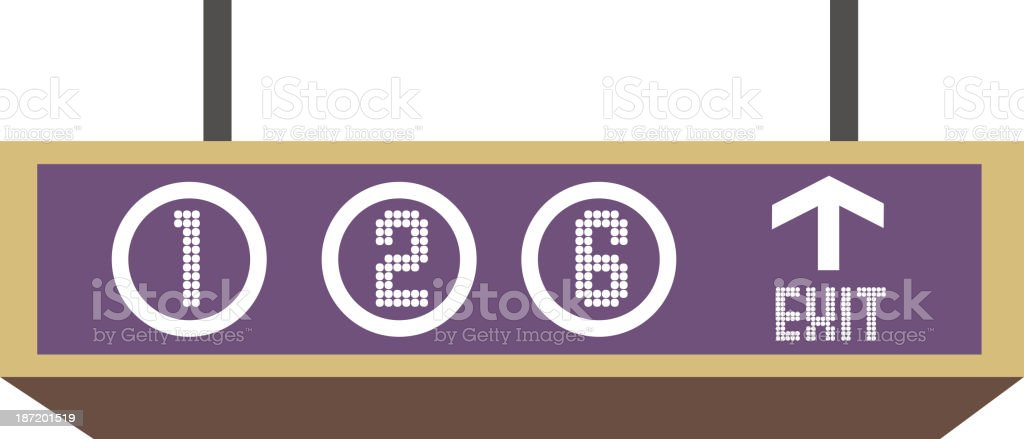 icon Sign royalty-free icon sign stock vector art & more images of clip art