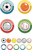 Icon - Sport ball
